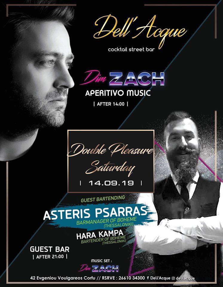 Dellacque Corfu Event